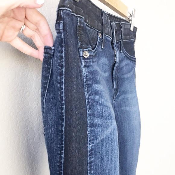 Rich & Skinny Jeans Royal Dark Wash Size 28